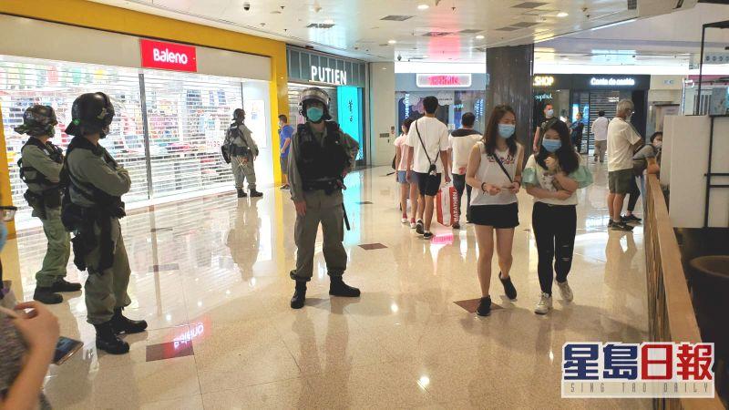 警方譴責網民母親節號召快閃集結 斥破壞節日氣氛令人氣憤