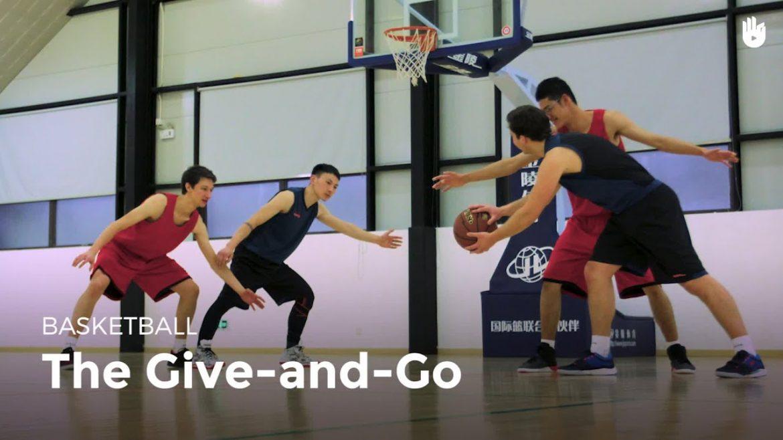 籃球知識與觀念 – 空手跑位技巧
