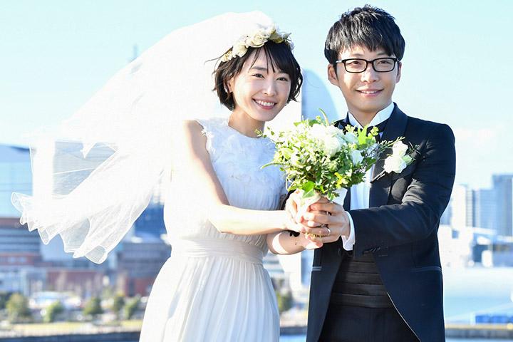 新垣結衣星野源結婚!逃恥CP避過傳媒多年達成幸福結局震撼亞洲
