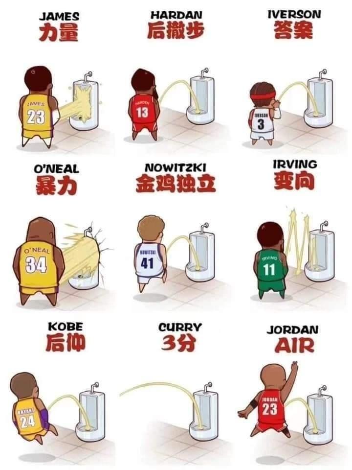 NBA Comic
